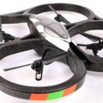 parrot drone stampa 3d