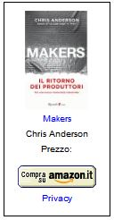 Makers, ritorno, prduttori, libro, amazon.it