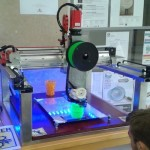 stampante 3d, fresa CNC, builderbot, makers