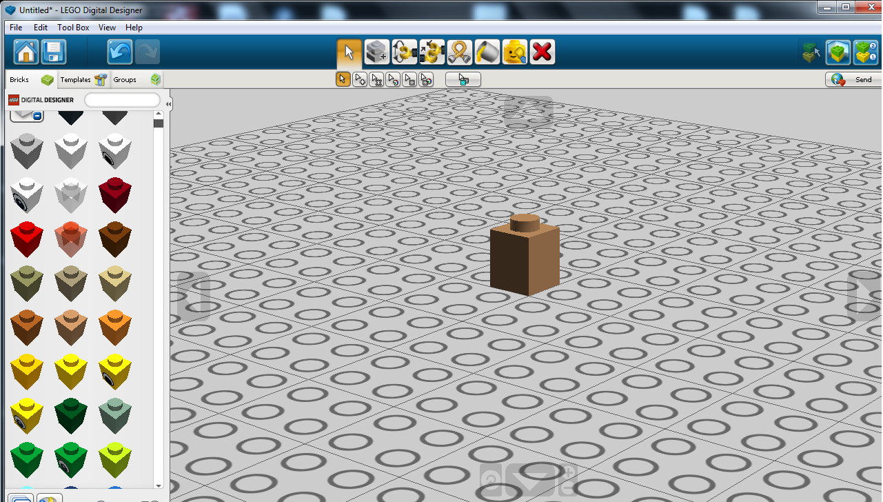 Lego fai da te come stampare in 3d i mattoncini for Designer di case virtuali gratis