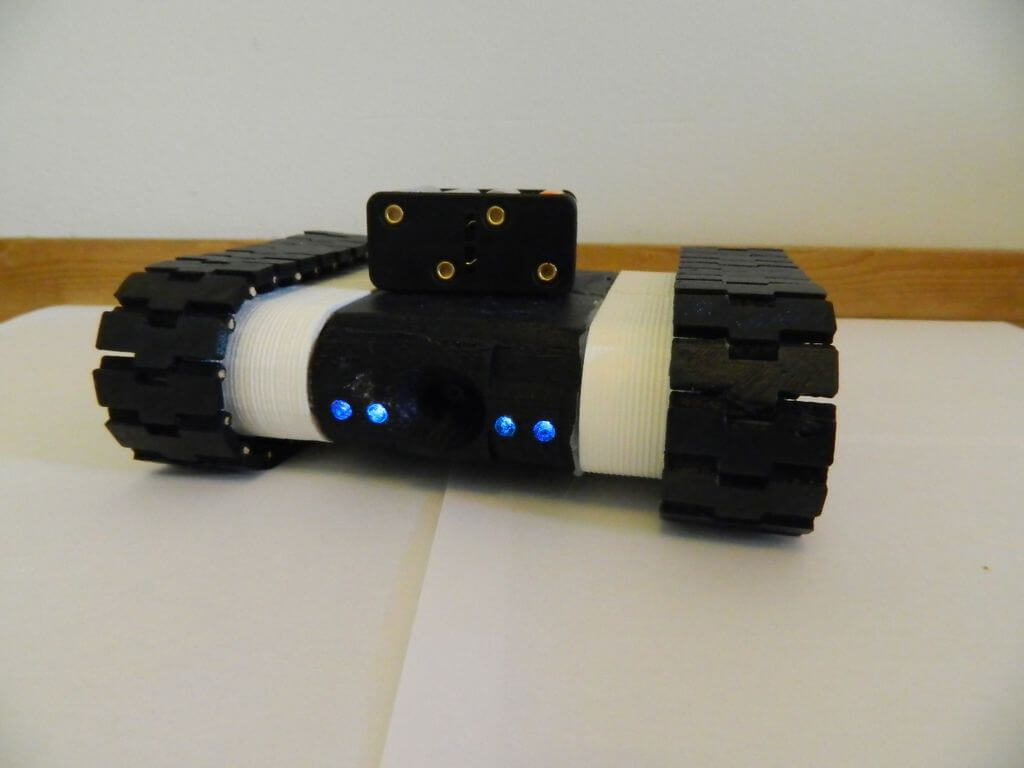 Cosa posso stampare in 3d ? Puntata n° 17 - Rover robot